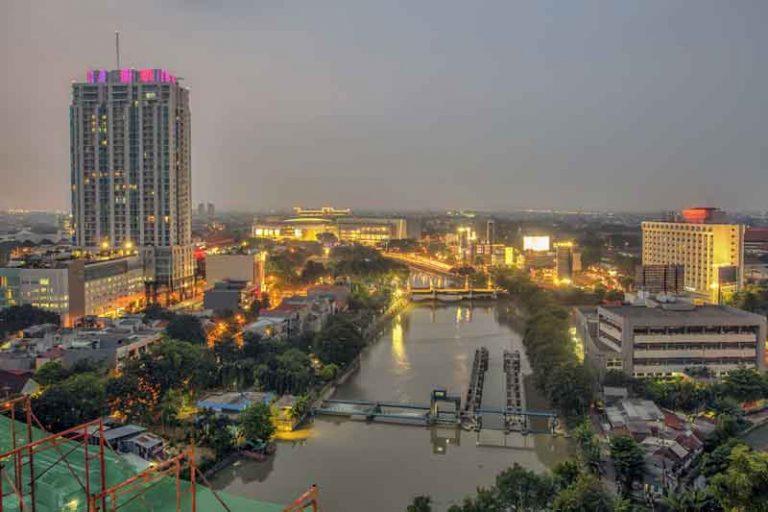 한국계 기업이 많은 인도네시아의 제 2의 도시. 스라바야